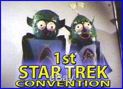 16mm STAR TREK 1st Convention also Planet of the Apes ROBERT LANSING collectable