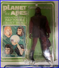 1960s Vintage Mego Lot Original 5 Planet Of The Apes Action Figures New on CARD