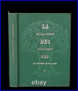 1963 Rare 1st Edition #104 La Planete des Singes (The Planet of the Apes)