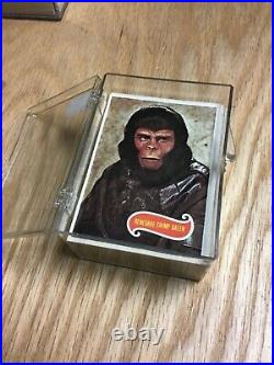 1967 Planet of the Apes Card Set 66 Cards