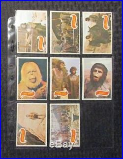 1967 Topps PLANET OF THE APES Trading Card SET #1-44 VF-/VF