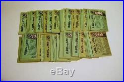 1967 Topps Planet Of The Apes Partial Sets Lot 109 Cards Vg-ex/ex Ns033