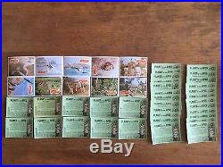 1968 Planet of the Apes Cards Full set