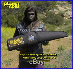 1968 Planet of the Apes REPLICA Gorilla Carbine cosplay prop
