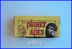 1968 Planet of the Apes Topps Display Box Nice Condition FLASH SALE ENDS Feb 1