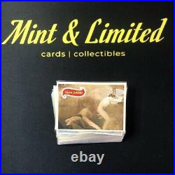 1969 Topps Planet of the Apes Complete (44) Card Set penny sleeve