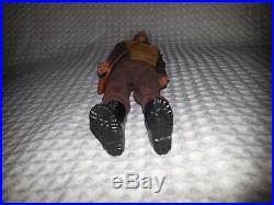 1970's Ahi-ACTION APE WARRIOR-PLANET OF THE APES-Mego Knockoff-Near Mint