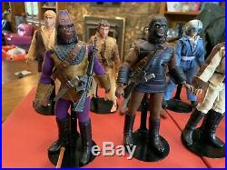 1970s Mego Planet of The Apes Set of 11