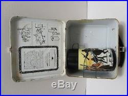 1974 Aladdin Industries Planet Of The Apes Metal Lunchbox & Thermos Nice