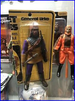 1974 MEGO Planet of the Apes GENERAL URKO ALL ORIGINAL 100% COMPLETE MINT +