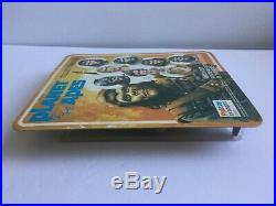 1974 Mego Planet Of The Apes Galen Mint On High Grade Unpunched Palitoy Card