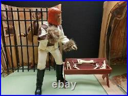 1974 Mego Vintage PLANET OF THE APES Village Playset Complete Playset Only