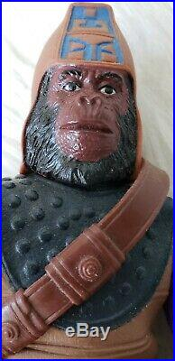 1975 Mego Planet of the Apes 8 General Urko Action Figure Type 2 Vintage MINT