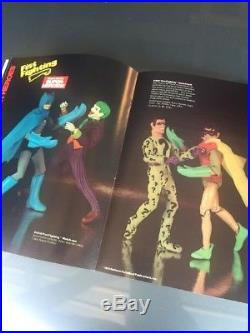 1975 Mego Toy Catalog Action Figures Dinah-Mite Oz Planet Of The Apes