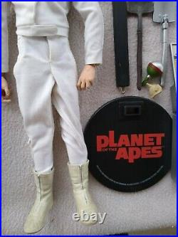 1/6 12 Sideshow Collectibles Planet Of Apes ASTRONAUT lot, TAYLOR