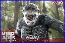 1/6 Action Figure Toy Era Rise of the Planet of the Apes King Caesar Statue