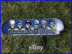 2002 Birdhouse Skateboard Planet Of The Apes Team Deck