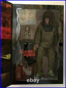 2004 Sideshow Planet Of The Apes Roddy Mcdowall Cornelius 12 1/6 Figure Set