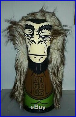 2006 Set of 3 Planet of the Apes Circus Punks by Artist Jason Kochis