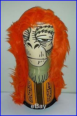 2007 Planet of the Apes Cornelius and Dr Zaius Circus Punks by Jason Kochis