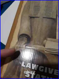2015 Neca Planet Of The Apes Lawgiver 12 Inch Statue Le 1700 Pcs Brand New