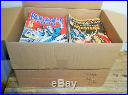 280x HUGE Vintage MARVEL UK 70s-90s lot Titans Dracula Planet of the Apes Hulk
