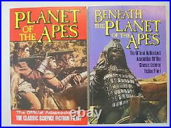 2x Beneath the Planet of the Apes / Planet of the Apes US Comic Zustand 1-/1-2