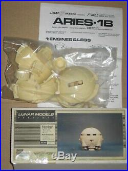 3 KITS ICARUS PLANET OF THE APES by MIM ARIES & ORION 3 2001 by LUNAR MODELS