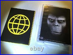 50 Years Of Planet Of The Apes 9-movie Collection Blu-ray Digital 4K UHD