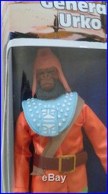8 Custom Mego Return To The Planet Of The Apes Urko Ursus Cartoon Sandy Collora