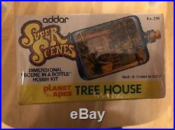 Addar Super Scenes Planet Of The Apes Tree House