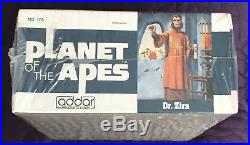 Addar Zira Model Kit Sealed 1974 Planet Of The Apes Original 105
