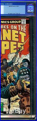 Adventures on the Planet of the Apes #1 CGC 9.6 NM+ Rich Buckler cover Marvel
