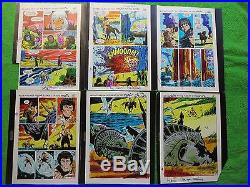 Adventures on the Planet of the Apes #5 Super Rare Best Scene Ever Color Guide