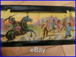 Aladdin Vintage Metal Lunch box PLANET OF THE APES 1974 antique rare collection