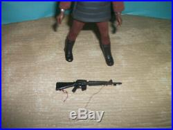 All ORIGINAL vintage Mego Planet of the Apes soldier ape VERY RARE SILVER tunic