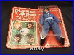 All original MOC 1974 Mego 8 Planet of the Apes Astronaut