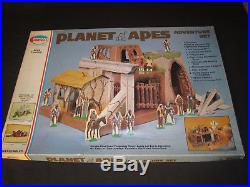 Amsco Planet of the Apes Adventure Set (Complete)