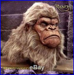 Angry Gorilla Latex Mask Adult Size Planet Of The Apes