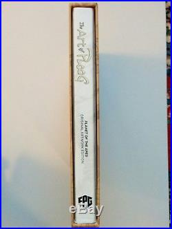Art Of Ploog Planet Of The Apes Original Art Ed Signed (#9/42) Rare Oop