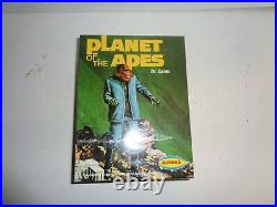 Aurora Cinemodels PLANET OF THE APES sealed 4 box set for sale