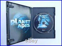Authentic Planet Of The Apes Actor Charlton Heston Signed Autograph DVD