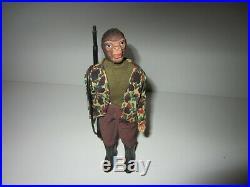Azrak Hamway Ahi 1974 Planet Of The Apes Chimp 8 Complete- Excellent Shape