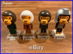 Baby Milo Planet of the Apes Figures Bape Play Bathing Ape Medicom Kubrick