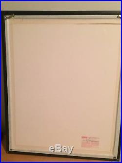 Banana Liqueur Print Shag Dr. Zaius Tiki Planet of The Apes Signed 69/150 1999