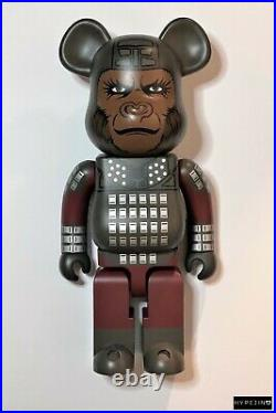 Be@rbrick X PLANET OF THE APES GENERAL URSUS 1000% Multi Bearbrick