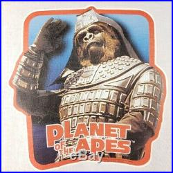 Beneath The Planet Of The Apes T Shirt Vintage 90s 1970 General Ursus USA Large
