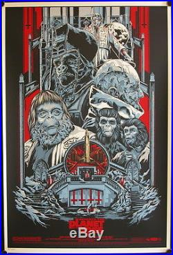 Beneath the Planet of the Apes KEN TAYLOR MONDOTEES