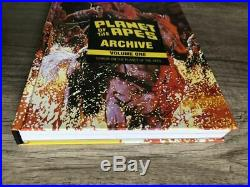 Boom Comics PLANET OF THE APES Archive Vol. 1 US Omnibus HARDCOVER Rare OOP