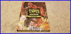 Boom Studios Planet Of The Apes Archive Vol. 1 Hc New & Oop Very Rare